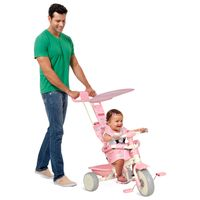 Triciclo-Velobaby---Rosa---Fisher-Price