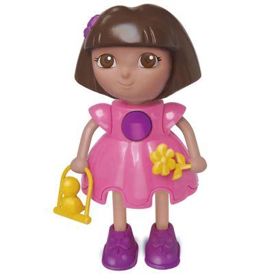 Boneca Dora, Minha Amiga - Elka