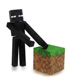 Boneco-Minecraft---Enderman---Multikids---BR144