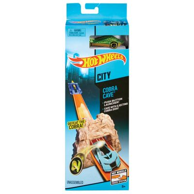 Pista-Basica-Hot-Wheels---Cobra-Cave---Mattel---BLR01---BLR03
