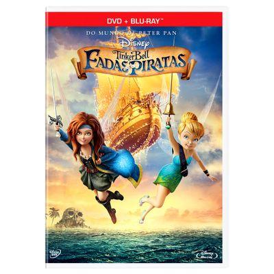 DVD---Blu-Ray-Tinker-Bell---Fadas-e-Piratas---Disney