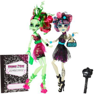 Bonecas-Monster-High-Zombie-Shake---Rochelle-Goyle-e-Venus-McFlytrap---Mattel---BJR17