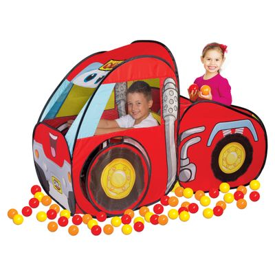 Toca-Car-Chuck---Friends-com-Bolinhas---Braskit