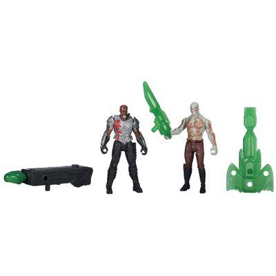Bonecos-Guardioes-da-Galaxia---10-cm---Drax-e-Korath---Hasbro