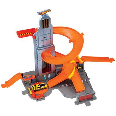 BHR00-Pista-Hot-Wheels-Desafio-na-Torre-Mattel