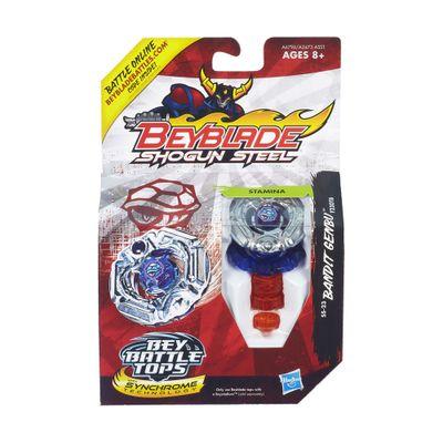 Pião Beyblade - Shogun Steel - Bandit Genbu - Hasbro