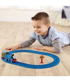 BGL96-Ferrovia-Thomas-e-Friends-Dia-com-Thomas-Fisher-Price