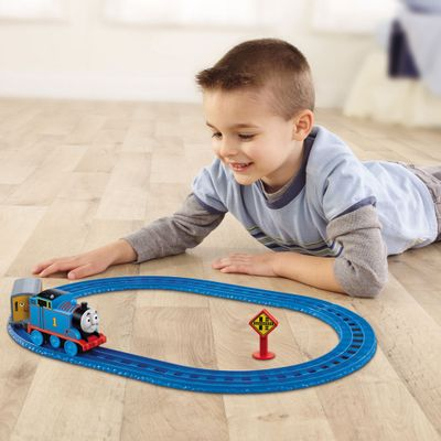 Ferrovia Thomas & Friends - Dia com Thomas - Fisher-Price