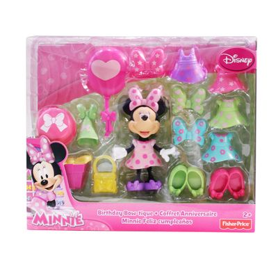 Minnie Festa de Aniversário - Mickey Mouse Clubhouse - Fisher-Price
