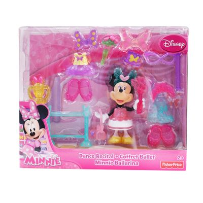 Minnie Bailarina - Mickey Mouse Clubhouse - Fisher-Price