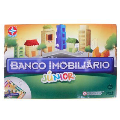 Jogo Banco Imobiliário Júnior 2014 - Estrela