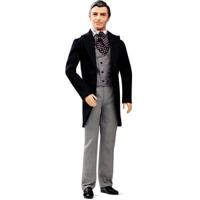 Boneca-Barbie-Colecionavel-E-O-Vento-Levou---Rhett-Butler---Mattel