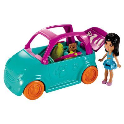Boneca-Polly-Pocket-Veiculo-Vila-Wave---Carrinho-da-Crissy---Mattel