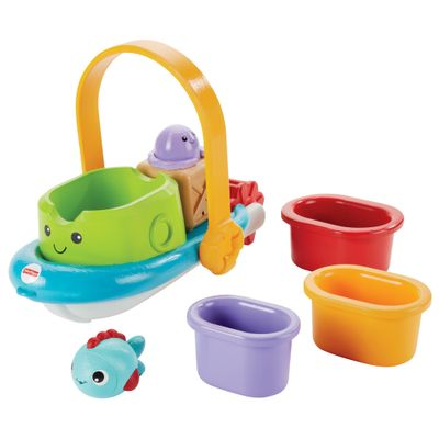 Barquinho-Divertido---Fisher-Price