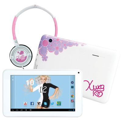 Tablet-Android-4.2-Xuxa-com-Headphone---Tela-7-Multi-Touch-e-Memoria-Interna-8GB---Candide