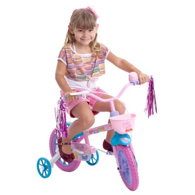 Bicicleta-Aro-12-da-Peppa-Pig---Multibrink