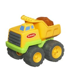 Carrinho-que-Vibra---Rumblin-Dump-Truck---Playskool---Hasbro-2