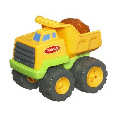 Carrinho com Sons  - Rumblin Dump Truck com Luzes - Playskool - Hasbro
