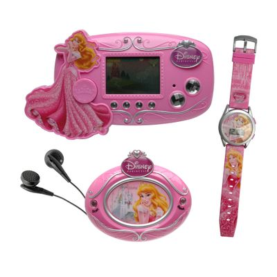 Conjunto 3 em 1 - Princesas Disney - Aurora - Candide
