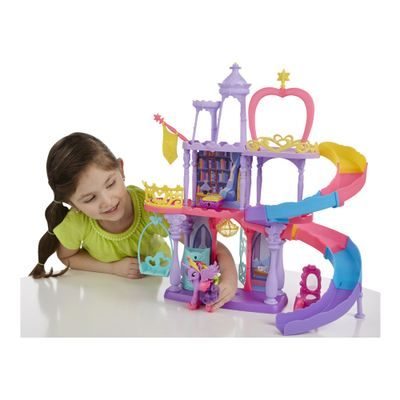 Playset My Little Pony - Reino Arco-Íris da Twilight Sparkle - Hasbro