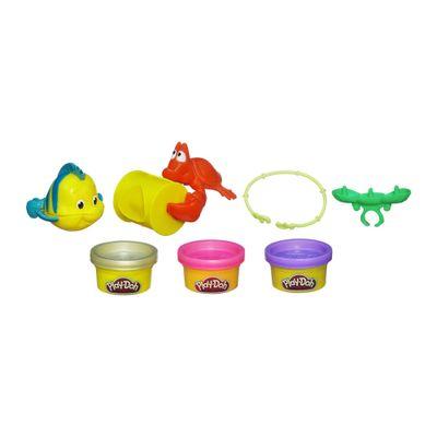 Massinha-Play-Doh---Magica-Joalheria-da-Ariel---Princesas-Disney---Hasbro