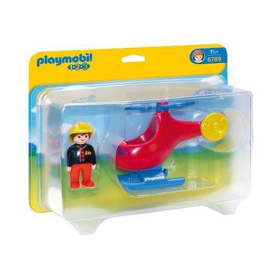 Playmobil-1-2-3---Helicoptero-de-Resgate---6789