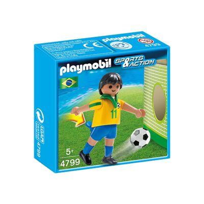 Playmobil-Sports-and-Action---Jogador-de-Futebol-do-Brasil---4799