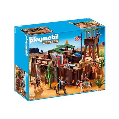 Playmobil-Western---Western-Fort---5245