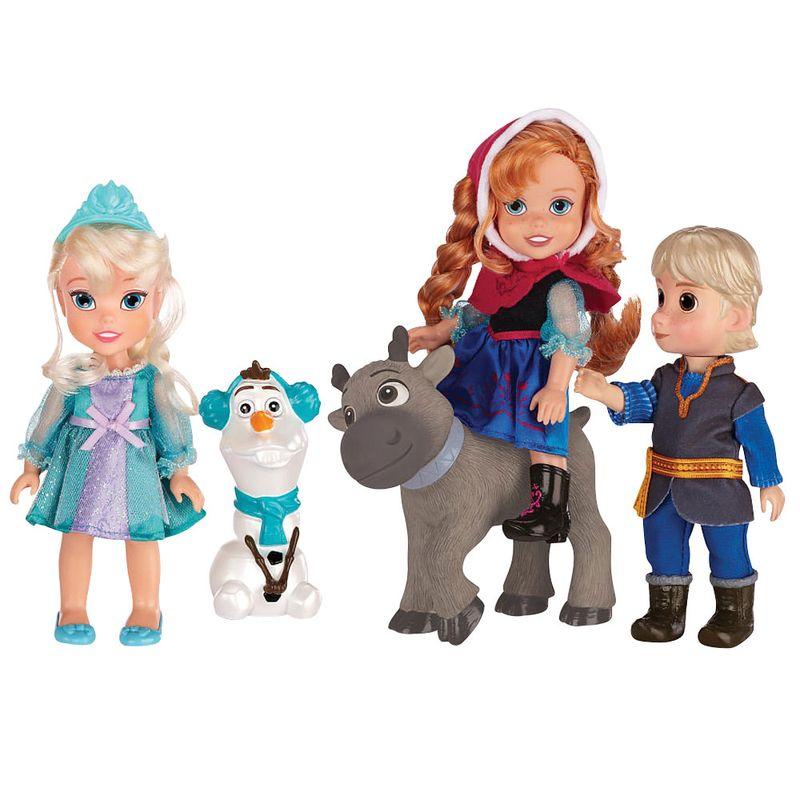 Comprar Conjunto de Bonecos Disney Frozen 15 Centímetros da Sunny