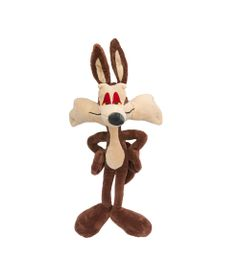 Pelucia-com-Som---Looney-Tunes---Coiote---BBR