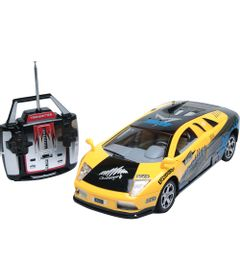 Carro-de-Controle-Remoto-Torque-Racer---Amarelo---DTC
