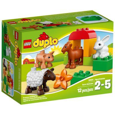 10522 - LEGO - Duplo - Animais da Fazenda