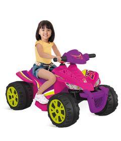 Mini-Quadriciclo-Eletrico---Adventure-Rosa-6V---Bandeirante-2