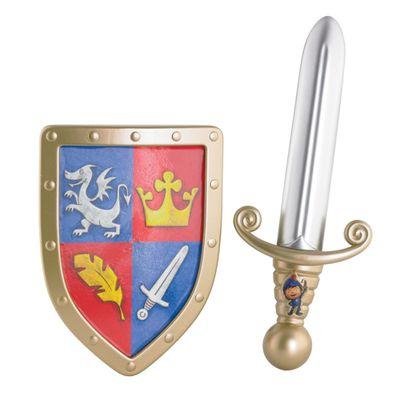 Espada e Escudo - Mike, O Cavaleiro - Fisher-Price