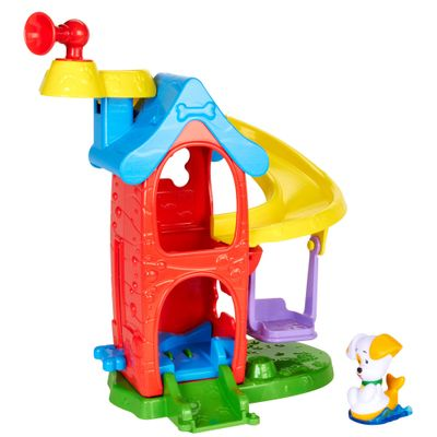 Playset-Casa-do-Bubble-Puppy---Bubble-Guppies---Fisher-Price
