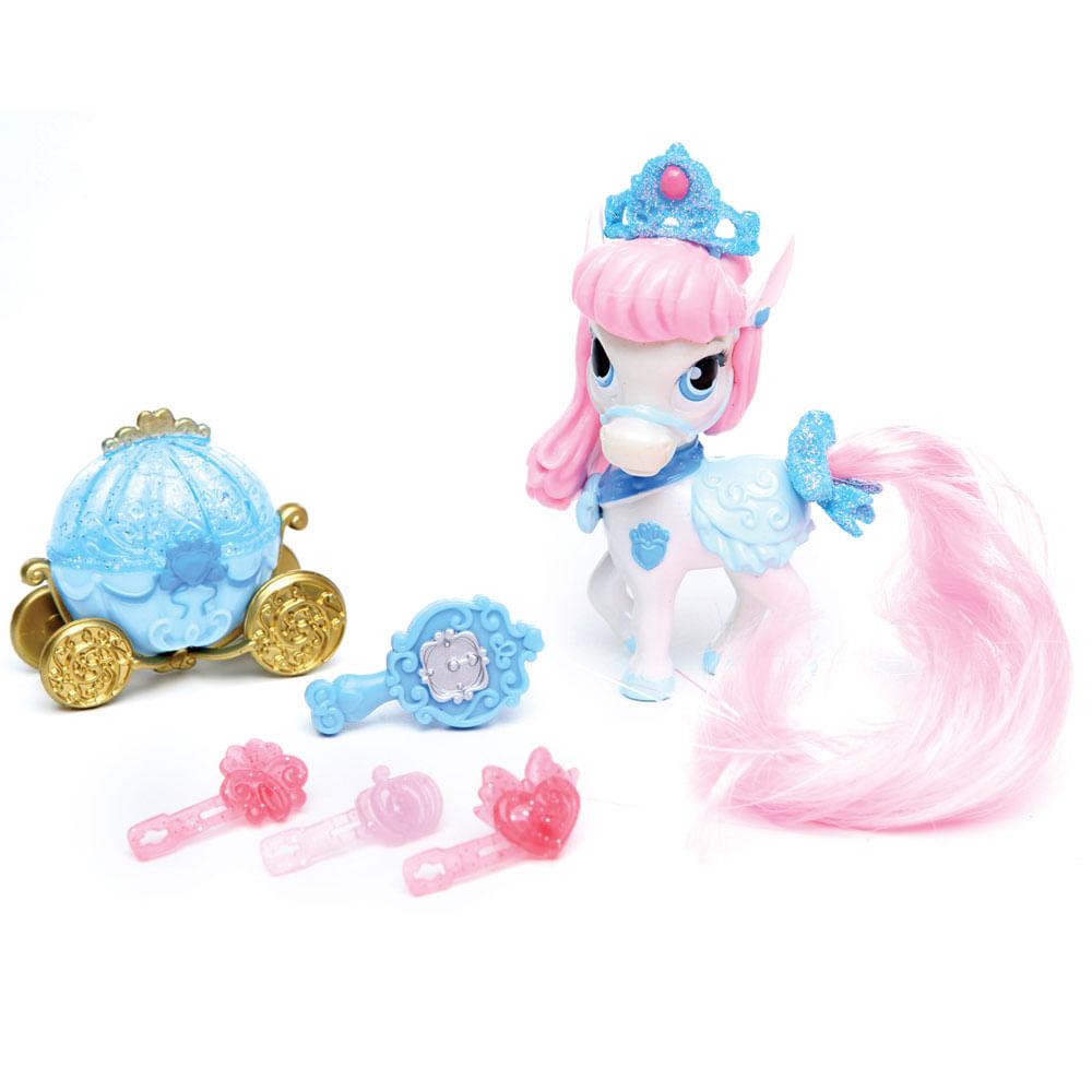 Mini Boneca Palace Pets Pôneis - Bibiddy - Princesas Disney - Estrela