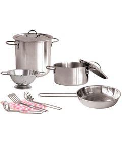 Conjunto-Chef-de-Cozinha---Cookware---10-Pecas---New-Toys
