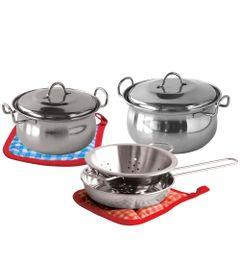 Conjunto-Chef-de-Cozinha---Cookware---8-Pecas---New-Toys