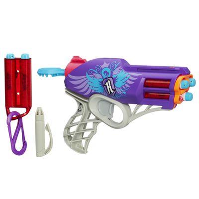 Lançador Nerf Rebelle - Messenger - Hasbro