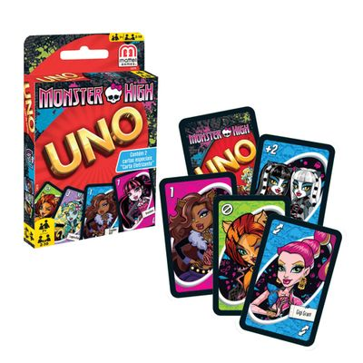 Jogo-Uno-Monster-High---Mattel