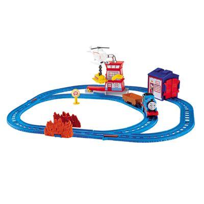 Ferrovia Thomas & Friends - Resgate em Sodor - Fisher-Price