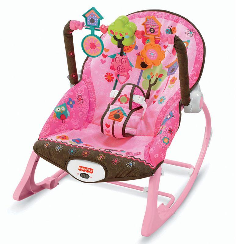 Cadeira musical fisher price