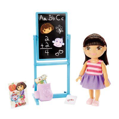 Conjunto-Dora-a-Aventureira---Hora-da-Escolinha---Mattel