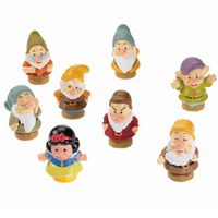Bonecos-Little-People-Disney---Branca-de-Neve-e-os-7-Anoes---Fisher-Price