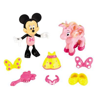 Boneca-Minnie-Disney---Amigo-Ponei---Mattel