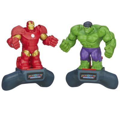 Marvel-Battle-Masters-Heros---Iron-Man-e-Hulk---Hasbro-1