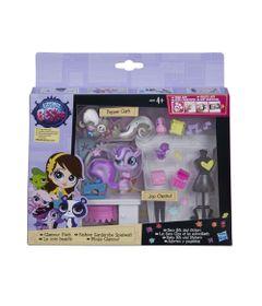 Conjunto-Littlest-Pet-Shop---Moda-Glamour---Jojo-Chesnut-e-Pepper-Clark---Hasbro