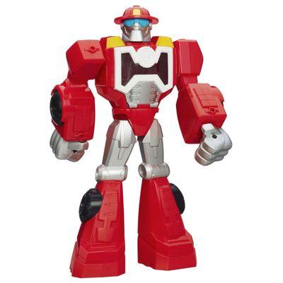 Boneco Transformers Rescue Bots - Heatwave - Hasbro