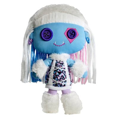 Boneca-de-Pano-Monster-High---Abbey-Bominable---BBR