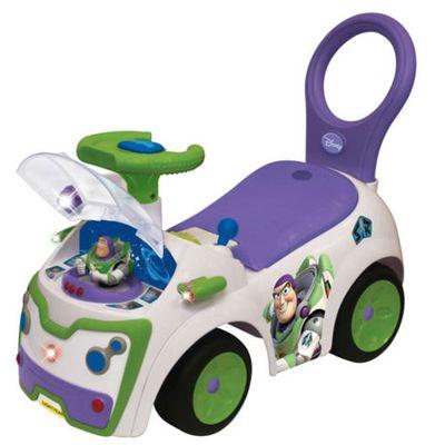 Primeiros Passos Toy Story Disney - Buzz Lightyear - New Toys